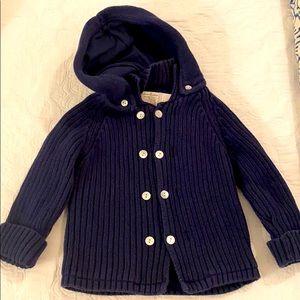 Emile et Rose, Navy Unisex Sweater